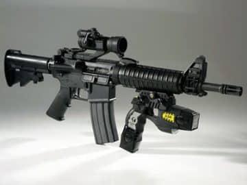 ปืนไฟฟ้าบีบีกัน