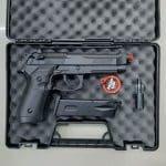 ปืนสั้นอัดแก๊ส เป็นปืนที่มีความปลอดภัยต่อผู้ใช้งานอย่างสูง